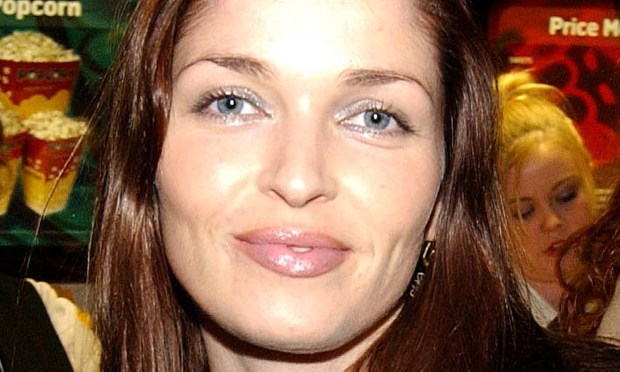 Drummer Caroline Corr of the Irish band the Corrs is 43. (Photo by Getty Images)