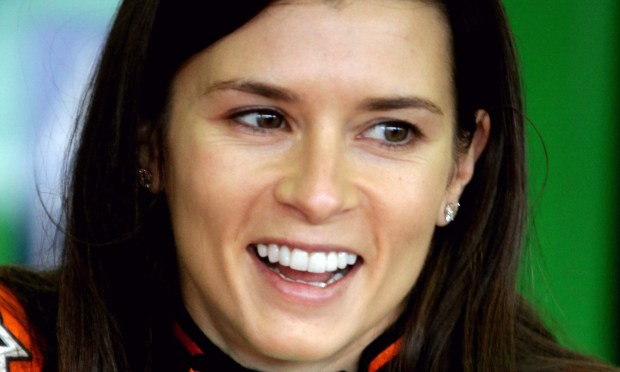 NASCAR racer Danica Patrick is 34. (Getty Images: Jerry Markland)
