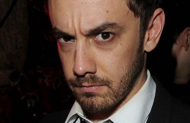 """""""Saturday Night Live"""" writer Jorma Taccone is 39. He also portrays Booth Jonathan on HBO's series """"Girls"""" and wrote the """"MacGruber"""" movie. (Getty Images: Jason Merritt)"""