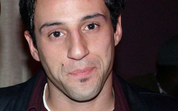 "Actor Lillo Brancato of ""A Bronx Tale"" and ""The Sopranos"" is 40. (Associated Press: David Greene)"