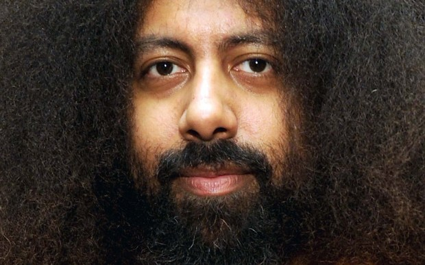 """Comedian Reggie Watts of """"Comedy Bang Bang"""" is 44. (Getty Images: Bryan Bedder)"""
