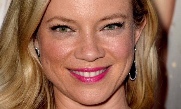 "Actress Amy Smart -- of two hit shows ""Shameless"" and ""Justified"" -- is 40. (Getty Images: Kevin Winter)"