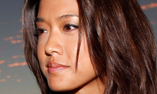 "Actress Grace Park -- of the new ""Hawaii Five-0"" and the new ""Battlestar Galactica"" is 42. (Getty Images: Kent Nishimura)"
