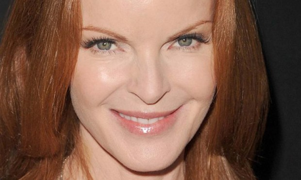 "Actress Marcia Cross -- ""Desperate Housewives,"" ""Melrose Place"" -- is 54. (Getty Images for Pink Party: Jason Merritt)"
