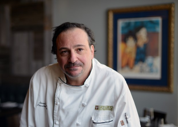 Lenny Russo, executive chef and owner at Heartland restaurant in St. Paul