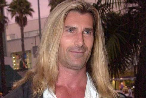 Model Fabio is 57. Does the hair still work? Anyone? (Associated Press: Kim D. Johnson)