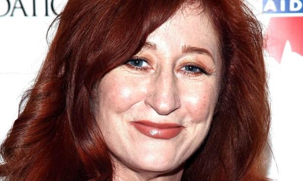 "Actress Vicki Lewis of ""NewsRadio"" is 56. (Getty Images: Paul Zimmerman)"
