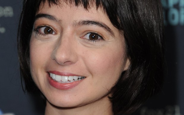 """Actress and comedian Kate Micucci of """"Garfunkel and Oates"""" and """"Raising Hope"""" is 36. (Associated Press: Richard Shotwell)"""