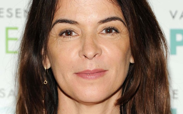 "Actress Annabella Sciorra — ""The Sopranos,"" ""Law & Order: Criminal Intent"" — is 56. (Getty Images: Ben Gabbe)"