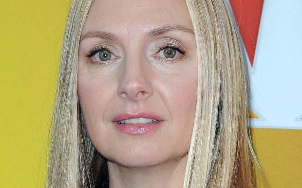 "Actress Hope Davis — ""About Schmidt,"" ""American Splendor"" — is 52. (Getty Images: Angela Weiss)"