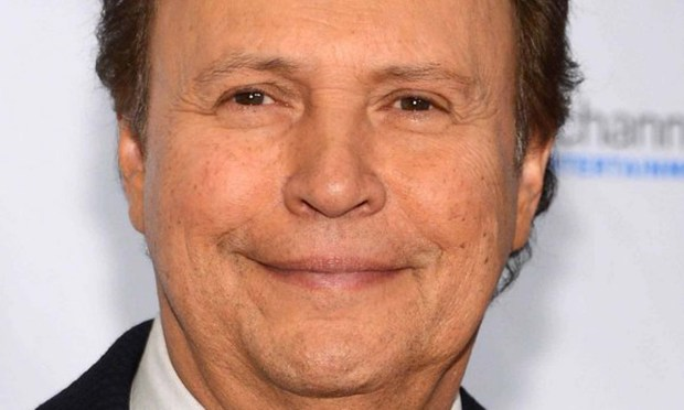 "Comedian Billy Crystal -- ""Soap,"" ""When Harry Met Sally,"" ""City Slickers,"" ""Analyze This"" -- is 68. (Getty Images: Dimitrios Kambouris)"