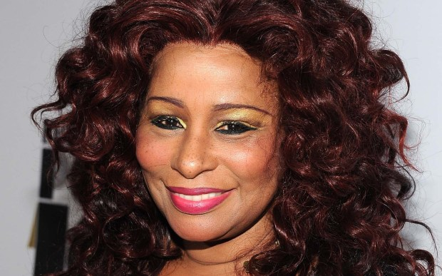 Singer Chaka Khan is 63. (Getty Images: Angela Weiss)