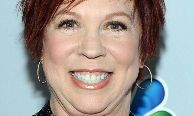 "Singer-actress Vicki Lawrence of ""The Carol Burnett Show"" is 67. (Getty Images: Angela Weiss)"