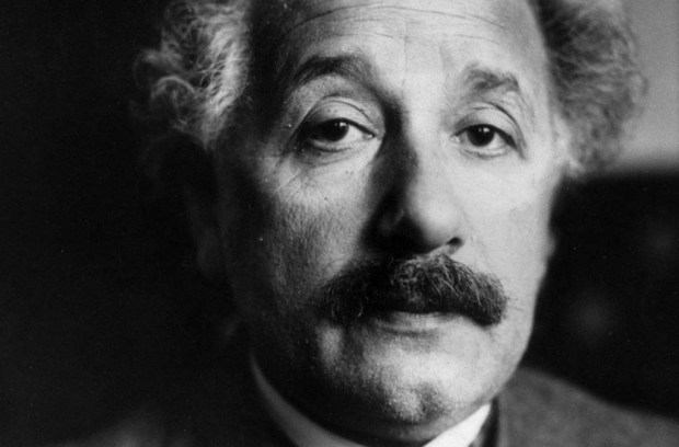Cool that theoretical physician Albert Einstein was born on Pi Day, in 1879. The German-Swiss-American physicist and mathmatical brainiac died in 1955. (Keystone/Getty Images)