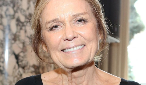 American feminist, journalist, and social and political activist, Gloria Steinem, is 82. (Getty Images: Robin Marchant)