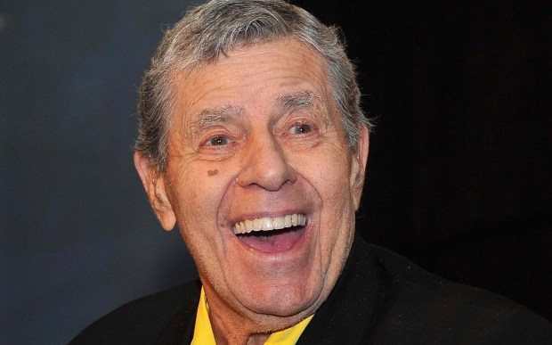 Comedian Jerry Lewis is 90. (Getty Images: Larry French)