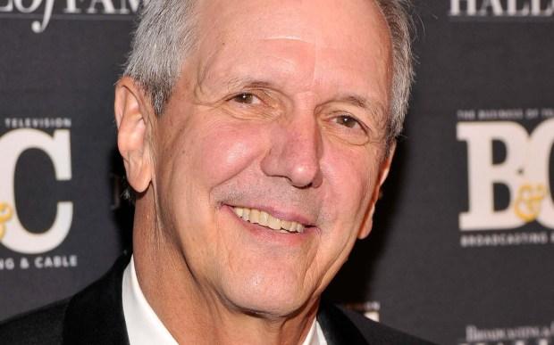 "Former ""Good Morning America"" host Charles Gibson is 73. (Getty Images: Stephen Lovekin)"