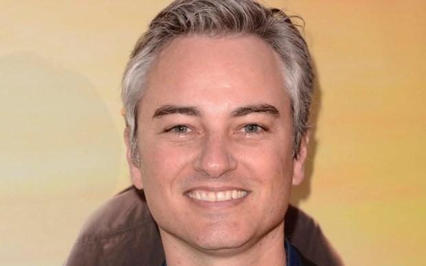 "Actor Kerr Smith of ""Dawson's Creek"" is 44. (Associated Press: Dan Steinberg)"