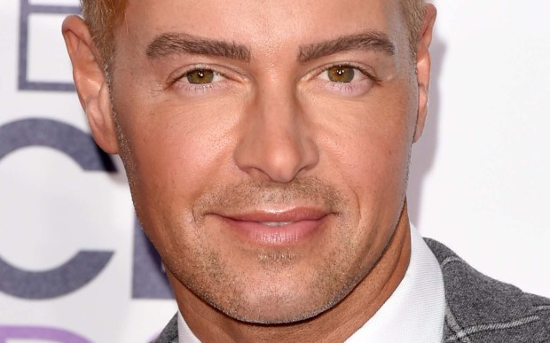 Actor Joey Lawrence is 40. (Getty Images: Jason Merritt)