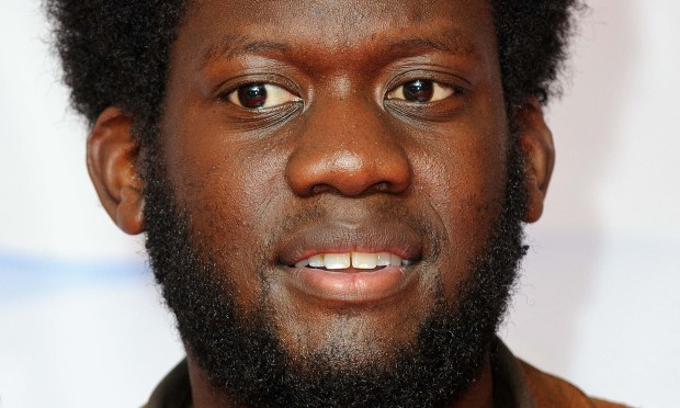 Singer Michael Kiwanuka is 29. (Getty Images: Ben Pruchnie)