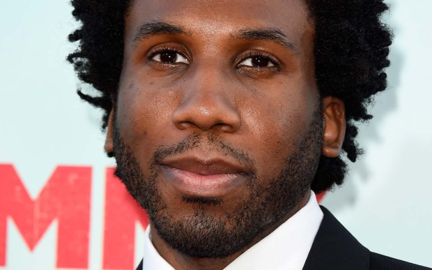 """Actor Nyambi Nyambi of """"Mike and Molly"""" is 37. (Getty Images: Frazer Harrison)"""