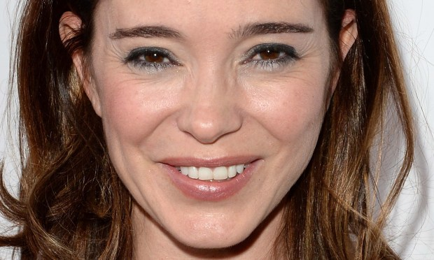 "Actress Marguerite Moreau of ""Grey's Anatomy"" is 39. (Getty Images: Jason Merritt)"