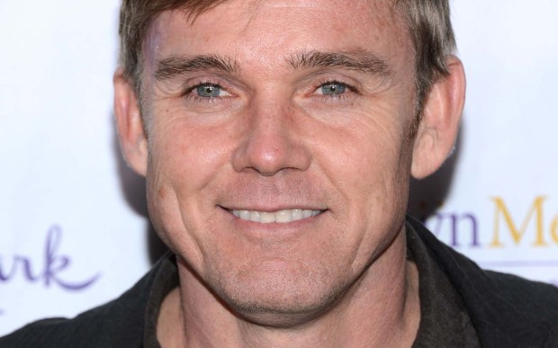 Actor Ricky Schroder is 46. (Getty Images: Jason Kempin)