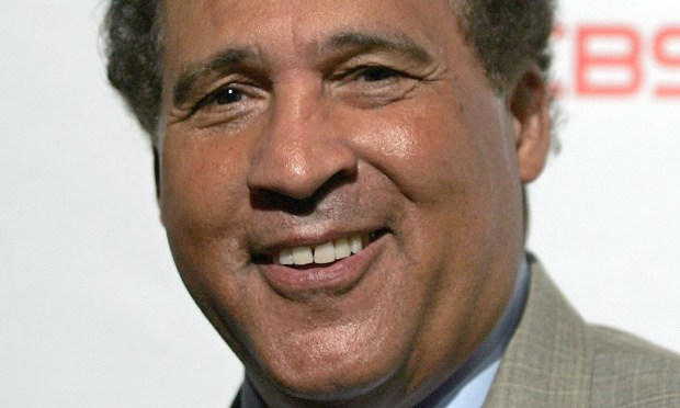 Sports announcer Greg Gumbel is 70. (Getty Images: Mary Schwalm)