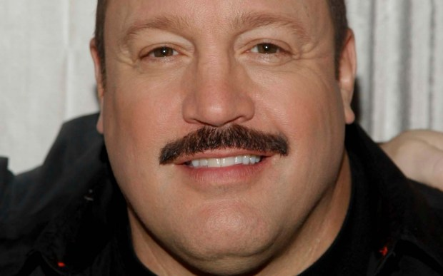 """Actor-comedian Kevin James of """"The King of Queens"""" is 51. (Associated Press: Andy Kropa)"""