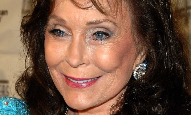 "Country legened Loretta Lynn is 84. The girl from Butcher Holler was the first woman named ""Country Music Artist Entertainer of the Year"". (Getty Images: Joe Corrigan)"