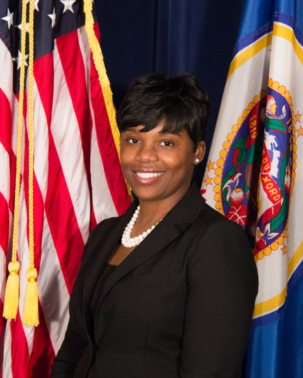 Shawntera Hardy, Minnesota Department of Employment and Economic Development commissioner.