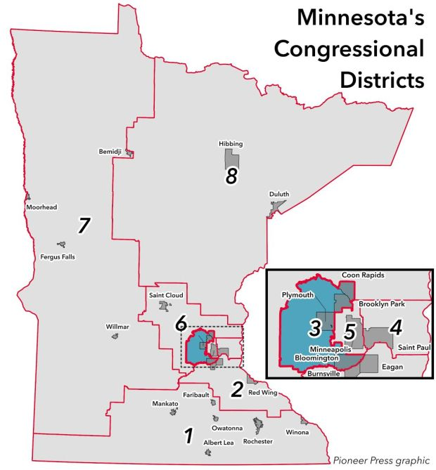 Minnesota's 3rd Congressional District