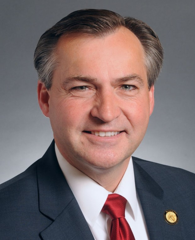 Former Minnesota state senator John Howe, R-Red Wing. Howe is a candidate for the United States House of Representatives in Minnesota's 2nd Congressional District in the 2016 election. (Photo courtesy of Minnesota Senate)