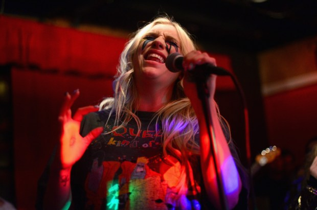 Kesha (Getty Images)