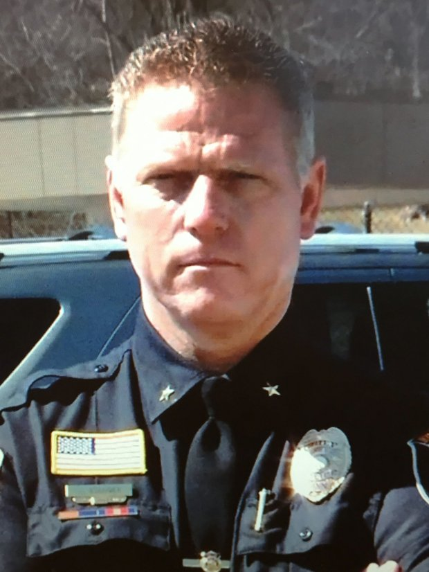 Former Inver Grove Heights Police Chief Larry Stanger