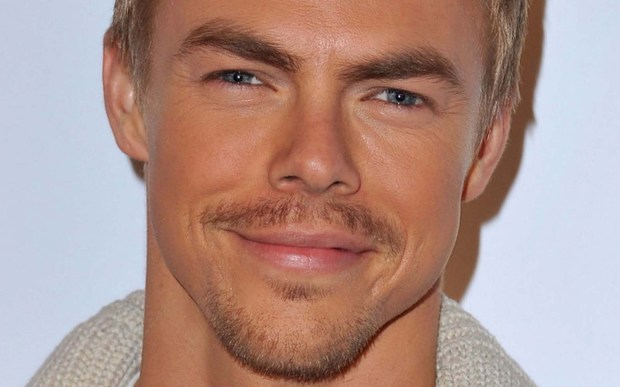 "Dancer Derek Hough of ""Dancing With the Stars"" is 31. (Getty Images: Angela Weiss)"