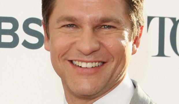 Stage actor David Burtka, husband of actor Neil Patrick Harris, is 41. (Getty Images: Bennett Raglin)