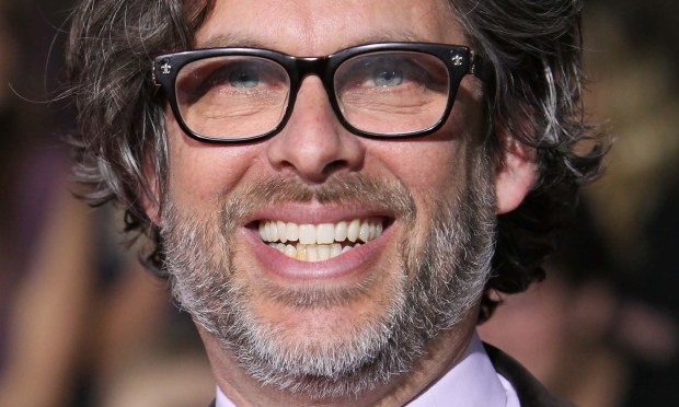 "Author Michael Chabon is 53. Among his titles are his Pulitzer-winning ""The Amazing Adventures of Kavalier & Clay"" and ""The Yiddish Policemen's Union."" (Getty Images: David Livingston)"