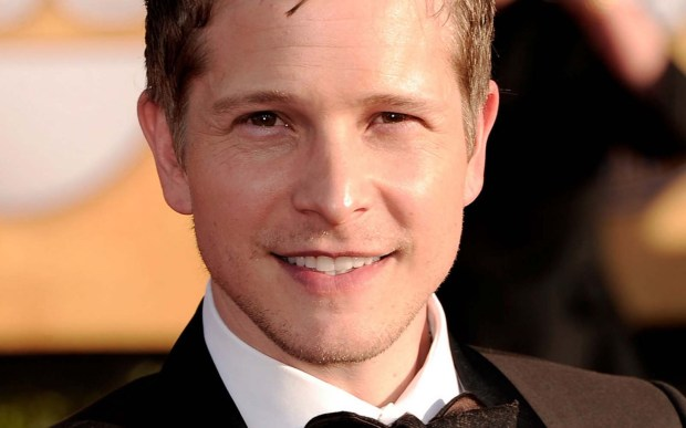 "Actor Matt Czuchry -- ""The Good Wife,"" ""Gilmore Girls"" -- is 39. (Getty Images: Frazer Harrison)"