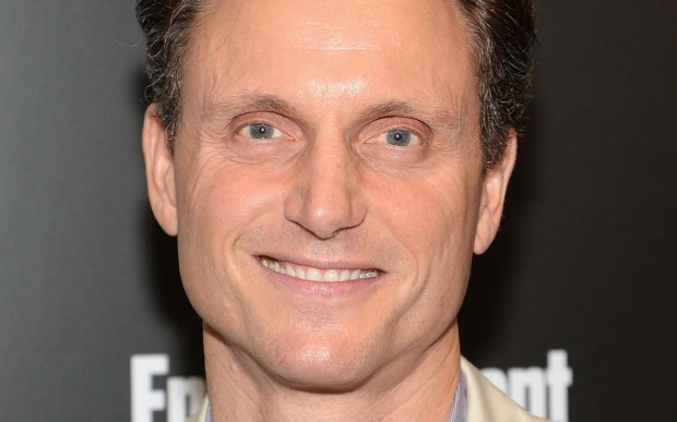 "Actor Tony Goldwyn -- who portrays slimey President Fitzgerald Grant on ""Scandal"" -- is 56. (Getty Images: Jamie McCarthy)"