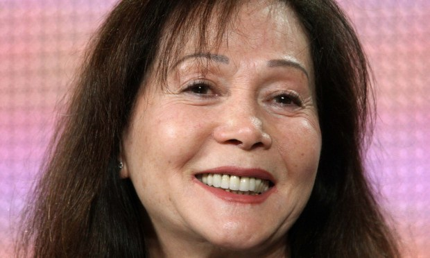 Actress Nancy Kwan is 77. (Getty Images: Frederick M. Brown)