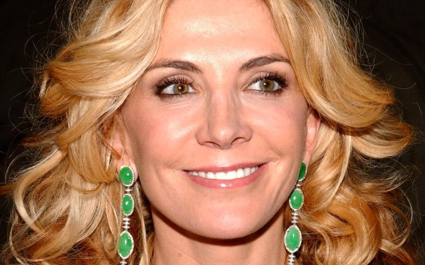 """The late actress Natasha Richardson was born on this day in 1963. The daughter of actress Vanessa Redgrave and wife of Liam Neeson -- seen in """"The Parent Trap"""" and """"Maid in Manhatten"""" died after a freak accident in 2009. (Getty Images: Andrew H. Walker)"""