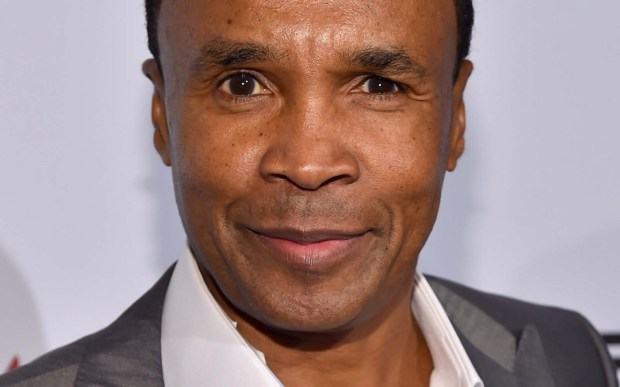Boxing Hall of Famer Sugar Ray Leonard is 60. (Getty Images: Alberto E. Rodriguez)