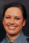 Senior commander of homicide Tina McNamara is throwing her hat into the race for St. Paul's new police chief. (Photo courtesy Tina McNamara)
