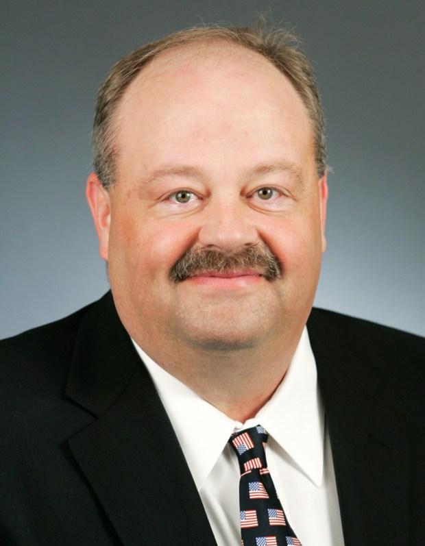 Rep. Greg Davids, R-Preston (Courtesy of Minnesota House)