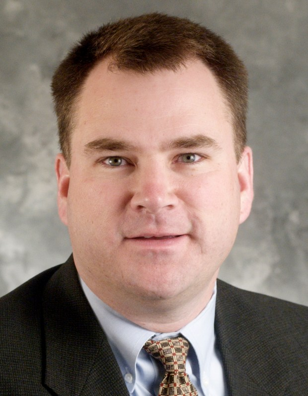 Minnesota state Rep. Joe Hoppe, R-Chaska (Minnesota House of Representatives)