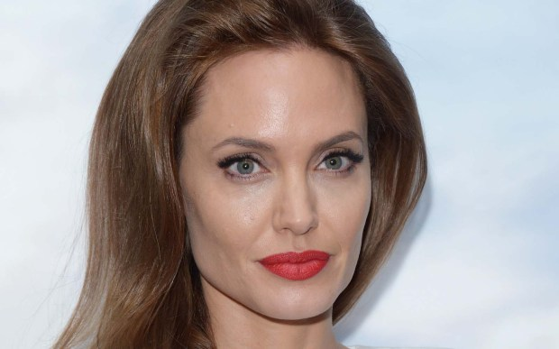 """Malificent"" actress Angelina Jolie is 41. (Associated Press: Jon Furniss)"