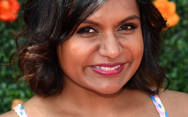 "Comedian, writer and actress Mindy Kaling of ""The Office"" and ""The Mindy Project"" is 37. (Getty Images: Jamie McCarthy)"