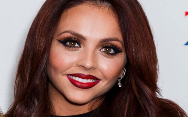 Singer Jesy Nelson of Little Mix is 25. (Getty Images: Tristan Fewings)