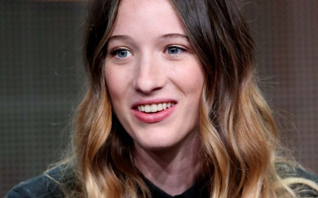 "Actress Sophie Lowe of ABC's ""Once Upon a Time in Wonderland"" is 26. (Getty Images: Frederick M. Brown)"